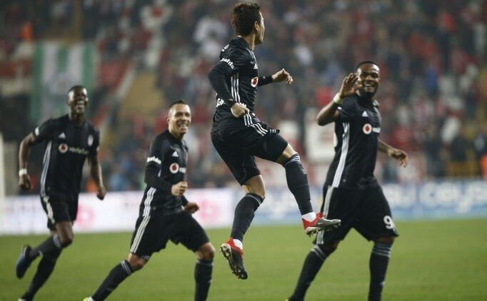 MAÇ ÖZETİ Antalyaspor 2-6 Beşiktaş maçı
