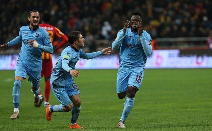 Trabzonspor ile Kayserispor 44. randevuda!