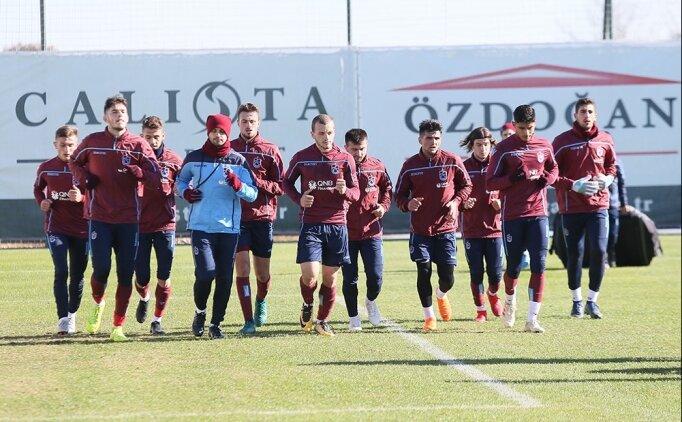 Trabzonspor'da gençler için karar haftası!