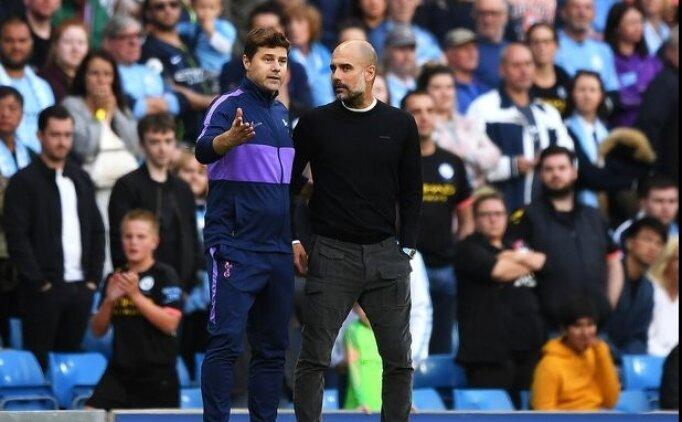 Pep Guardiola: 'Pochettino inanılmaz şeyler başardı'