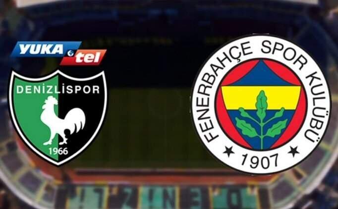 FB maçı özet izle, Denizlispor Fenerbahçe maçı golleri izle