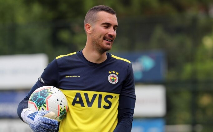Harun Tekin: 'Fenerbahçe kalesi emin ellerde'