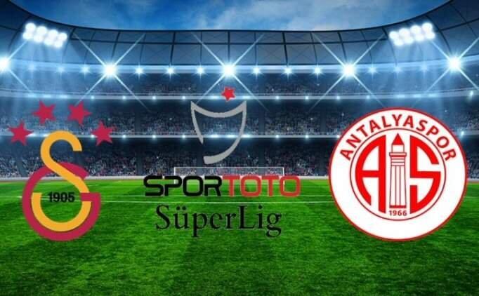 Özet izle Galatasaray Antalyaspor maçı 5 golü izle