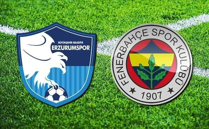 Erzurumspor FB maçı özet izle, Erzurum Fenerbahçe maçı kaç kaç bitti?