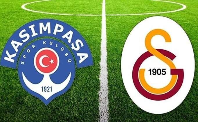 MAÇ ÖZETİ Kasımpaşa Galatasaray maçı