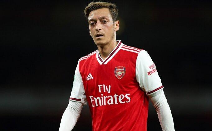 Emery'den Mesut Özil'e 'açık kapı'