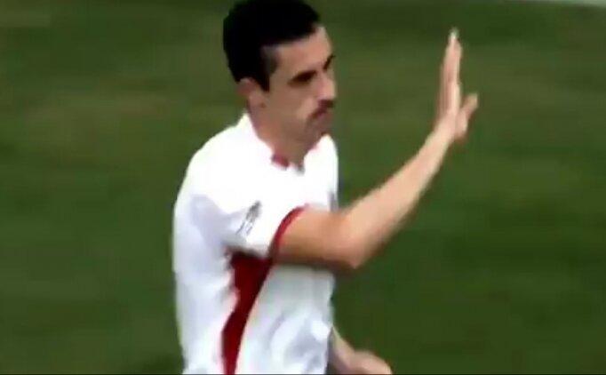 Bogdan Stancu 6. golü golü attı, özür diledi!