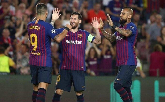Barcelona'dan Huesca kaybı sonrası itiraf! 'Akıllar orada'