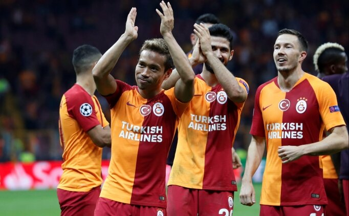 Galatasaray avantaj için Benfica'yı ağırlıyor