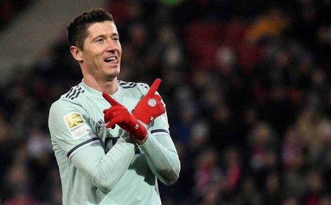 Lewandowski için PSG ve Real Madrid itirafı