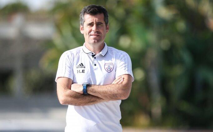 1. Lig'de 4 takım teknik direktör değiştirmedi