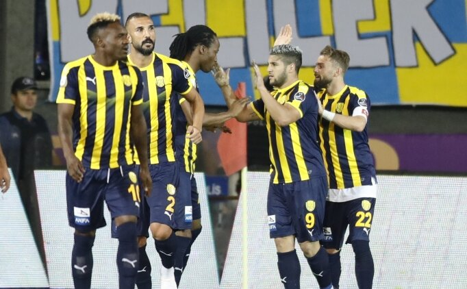 MKE Ankaragücü, Galatasaray deplasmanında