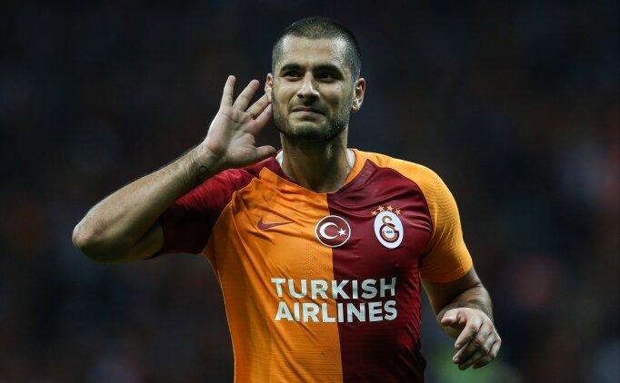 Eren Derdiyok, Galatasaray'a veda etti!