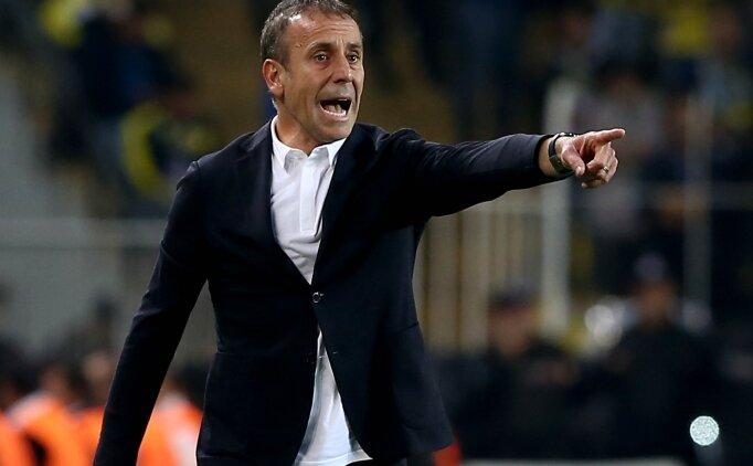 Fenerbahçe'den resmi Abdullah Avcı açıklaması