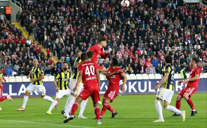 Sivasspor'un Kasımpaşa maç kadrosu belli oldu
