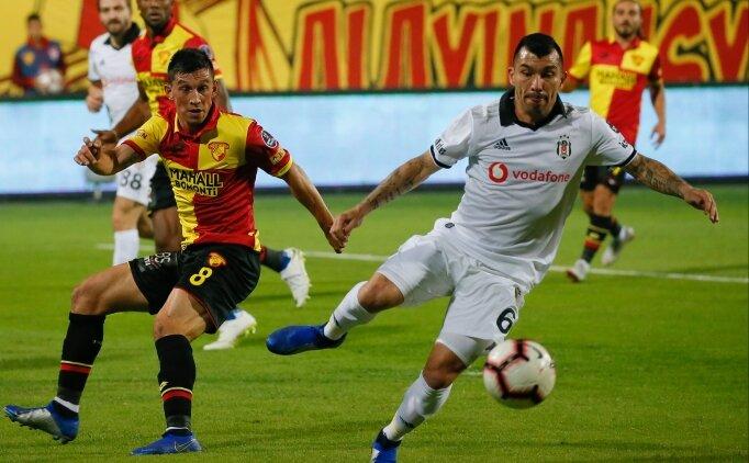 Beşiktaş- Göztepe maçı muhtemel 11'leri