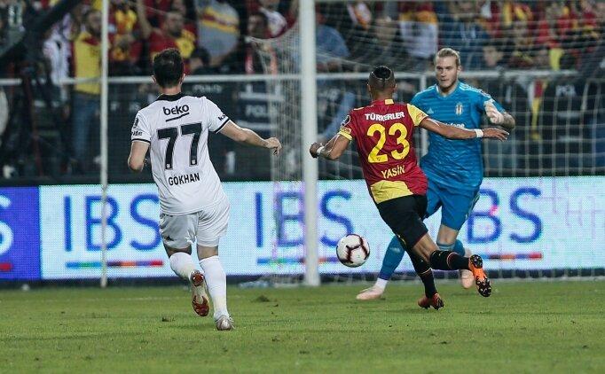 Beşiktaş ile Göztepe 50. karşı karşıya