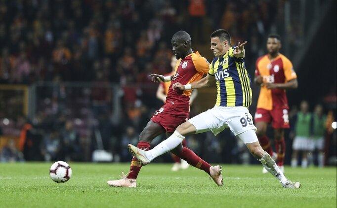 Galatasaray, Kadıköy'de sadece 13 dakika üstün kaldı