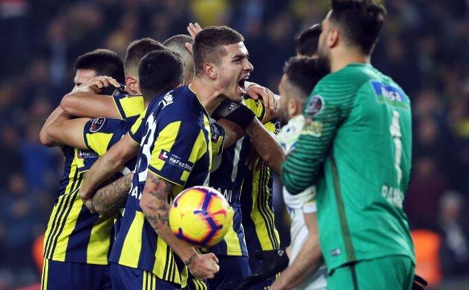 Fenerbahçe'nin dikkat çeken Kasımpaşa serisi