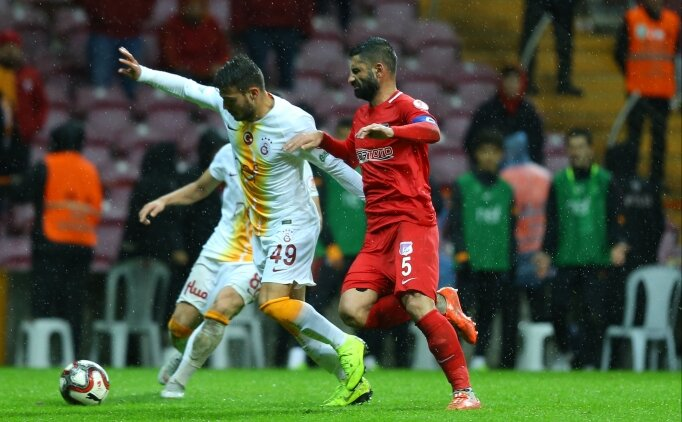 Boluspor-Galatasaray maçının hakemi açıklandı