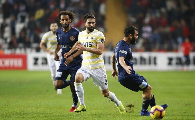 Fenerbahçe ile Antalyaspor 46. kez karşılaşıyor