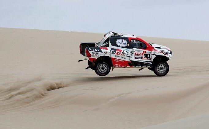 2019 Dakar Rallisi başladı