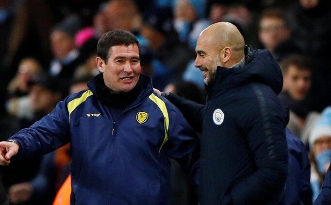 Guardiola'dan 9-0 sözleri! ''Kolay değildir''