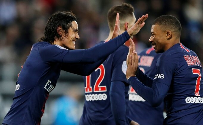 Paris Saint-Germain 2. yarıda fişi çekti