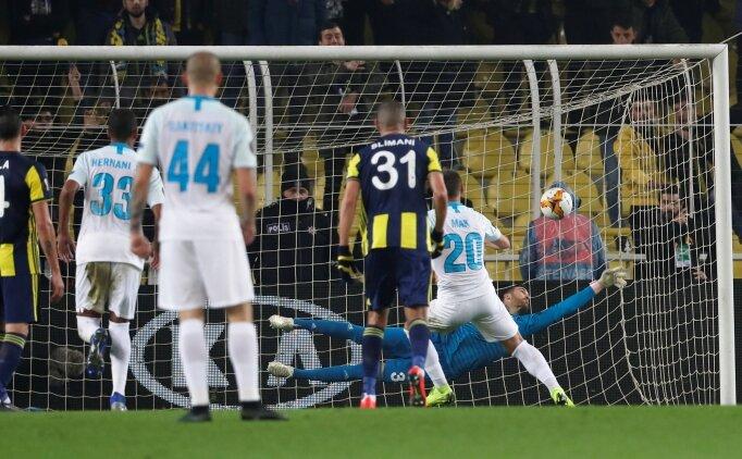 Fenerbahçe'de penaltı canavarı; Harun Tekin