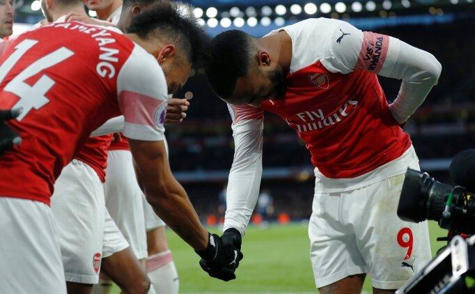 Arsenal, Solskjaer'li MANU'ya bir ilk yaşattı!