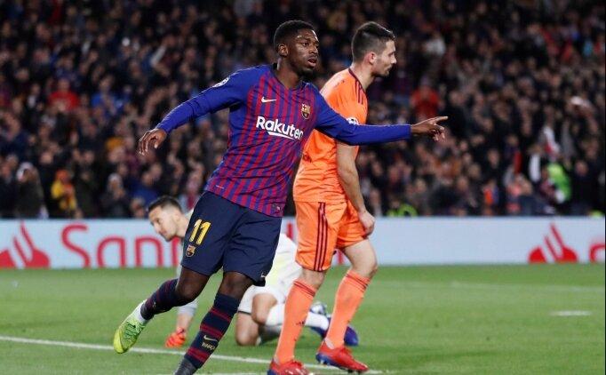 Dembele'den Barcelona'ya kötü haber
