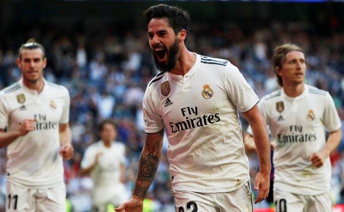 Real Madrid, Zidane ile iyi başladı!