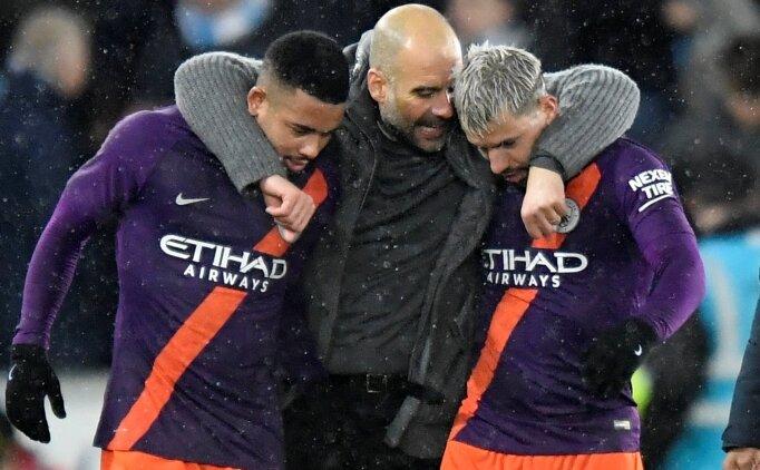 Manchester City 69'dan sonra döndü!