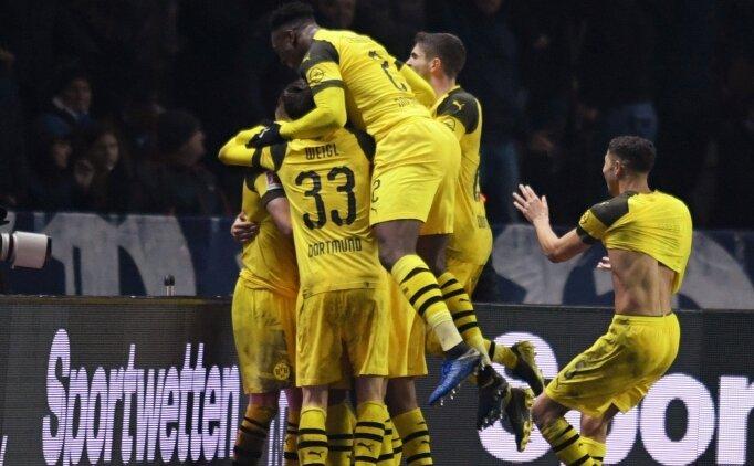 Dortmund şampiyonluk için 90+3'te attı!