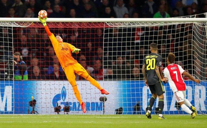 Szczesny: 'Ajax agresif bir şekilde saldırıyor'