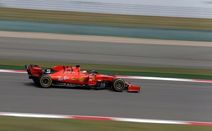 Formula 1'de gelecek durak Çin