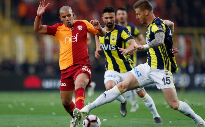 Fenerbahçe- Galatasaray derbilerinde gol çıkmıyor!