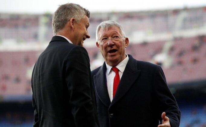 Solkjaer: 'Manchester United'ı Avrupa'nın zirvesine taşıyacağız'