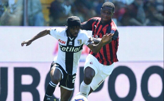 Milan ve Parma birbirine diş geçiremedi