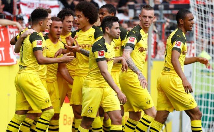Dortmund şampiyonluk yarışını bırakmıyor