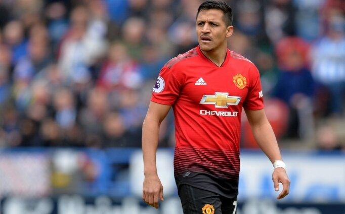 MANU, 14 milyon verip Alexis'i kiralıyor!