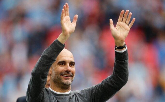 Pep Guardiola: 'İngiltere'de ıslıklamıyorlar'