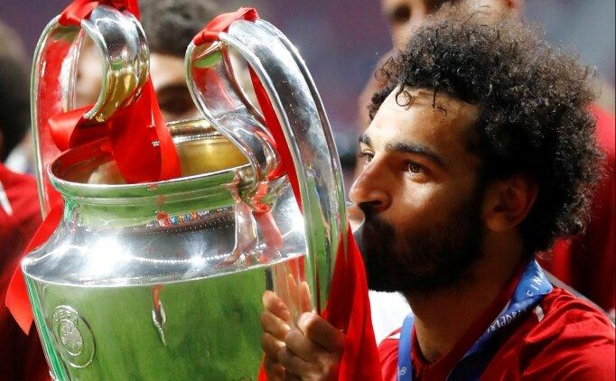 Salah tarihe geçti, Liverpool Barcelona ve Münih'i solladı!
