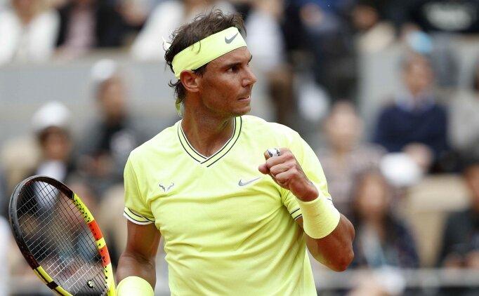 Roland Garros'un kralı yine kazandı!