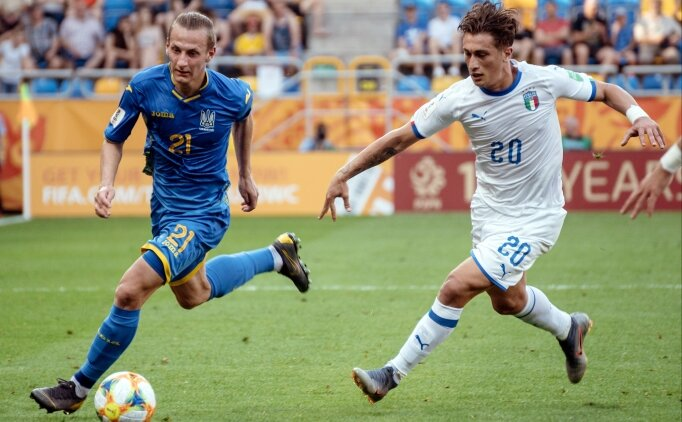 U20 Dünya Kupası'nda Ukrayna finalde!