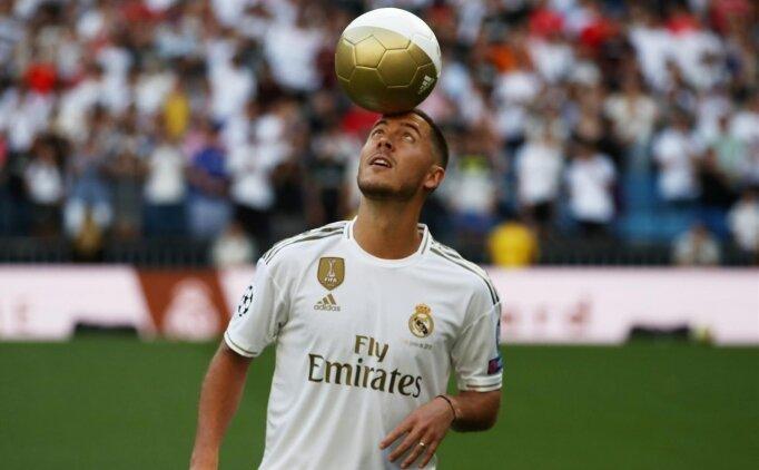 Eden Hazard: 'Pogba ve Mbappe ile oynamak isterim'