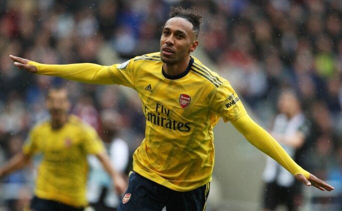 Arsenal, Auba ile güzel başladı!