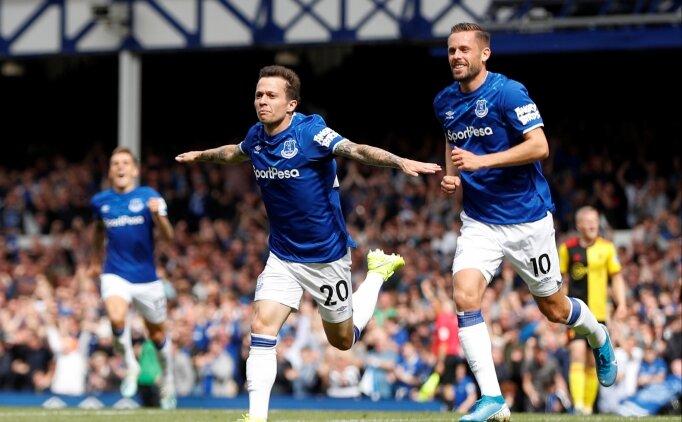 Cenk oynamadı, Everton galibiyetle tanıştı!