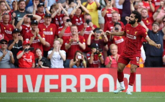 Liverpool, rekorlara koşuyor!