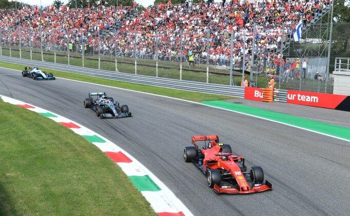 Ferrari, evinde hasretini sona erdirdi!